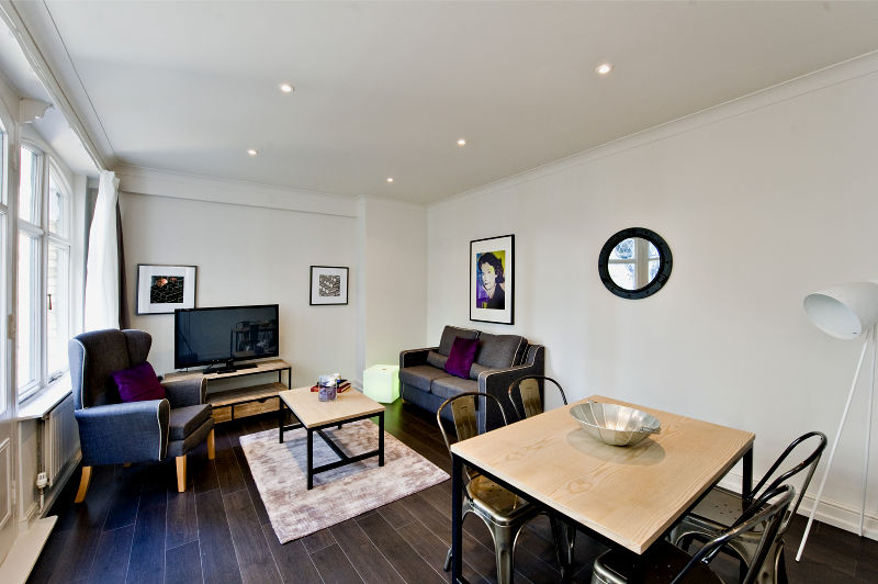 London City Creechurch Apartment
