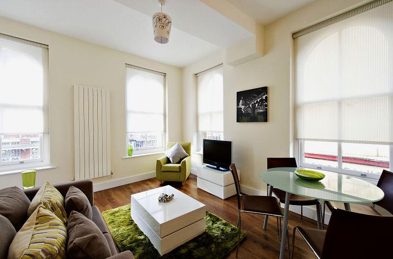 London City Spitalfields Apartment