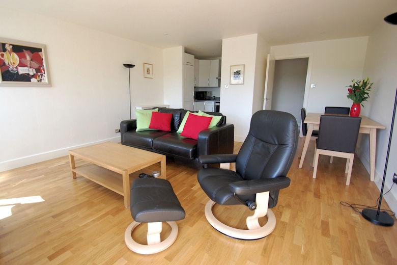 Kings Cross St Pancras Apartment